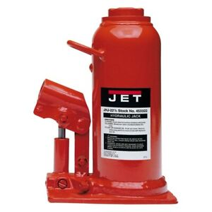 Jet Tools Jhj 12 1 2 12 1 2 Ton Hydraulic Bottle Jack