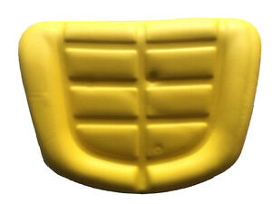 Tisco Yellow Waffle Cushion Seat For John Deere Tractors Stock P00778