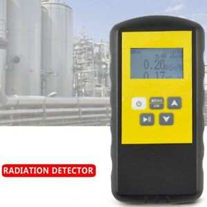 2020 1pc Smart Geiger Counter Y Xray Nuclear Radiation Monitor Meter Detector