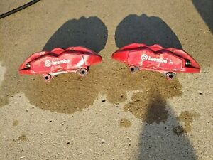 2010 2016 Genesis Coupe Brembo Brake Calipers Left And Right Fronts