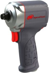 Ingersoll Rand 15qmax 3 8 Quiet Ultra Compact Impact Wrench Air Tool New