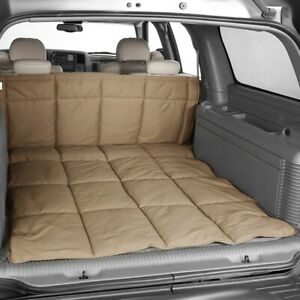 For Jeep Cherokee 1996 1998 Canine Covers Dcl6133tn Polycotton Tan Cargo Liner