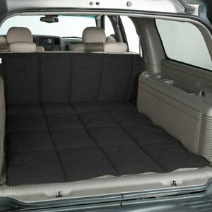 For Jeep Cherokee 1996 1998 Canine Covers Dcl6133bk Polycotton Black Cargo Liner