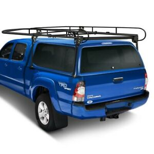 Paramount Work Force Black Steel Full Size Camper Shell Contractors Rack