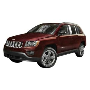 For Jeep Compass 2007 2013 Marquee Mpp 726 Polished Pillar Posts