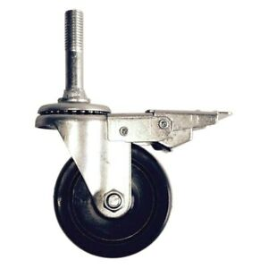 Traxion 910237r 3 Replacement Caster W Lock System