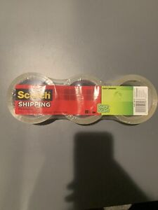 Scotch Packing Tape 3 Pack
