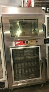 Nu vu Oven Proofer Model Sub 123p Electric 208 Volts 1 Phase Wire