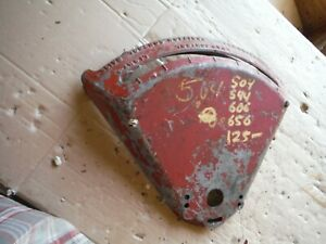 Ih Farmall 504 544 606 Tractor 3 Point Hitch Quaderent 85