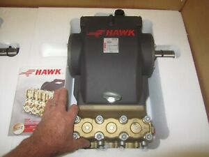 Hawk Hhp2750 High Pressure Washer Pump Steam Cleaner 7 1gpm 7250 Psi 1450 Rpm