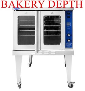 Commercial Convection Oven Gas Nsf Bakery Depth Range Energy Star Atco 513b 1