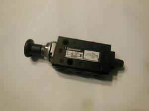 Norgren X3046522 Push Button Style Directional Air Valve New