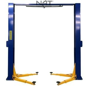 Two Post Auto Lift 10 000 Lb Capacity Car Vehicle Lift Overhead Style New