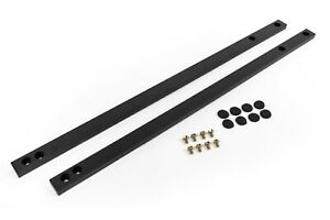 Steeda Full Length Ultra Lite Low Profile Chassis Jacking Rails Ford Mustang