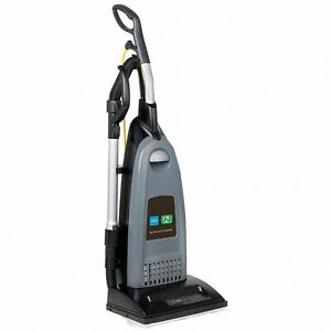 Tennant V smu 14 Commercial 14 Upright Vacuum With Disposable Bag 1060829