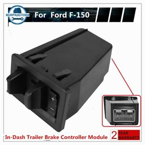 In dash Trailer Brake Controller Module Fits For Ford F150 2015 2020 Jl3z2c006aa