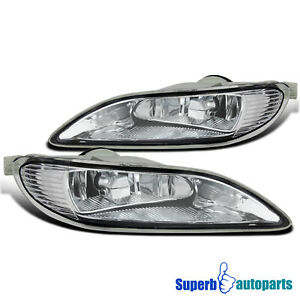 For 2005 2008 Toyota Corolla Bumper Lamps Fog Lights Kit Switch