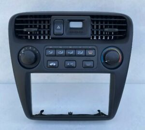 98 00 Honda Accord Ex Lx A C Heater Climate Control Air Vent Clock