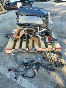 11 14 Ford Mustang Gt Coyote 5 0 Engine Motor Swap Kit Complete Ecu Wiring