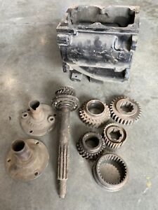 M151a2 M151 Mutt Manual 4 Speed Transmission Transfer Case Jeep Military Truck