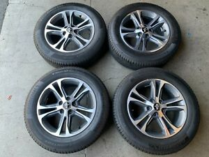 2013 2014 Ford Mustang Factory 17 Wheels Tires Oem 3906 Rims Dr331007bb