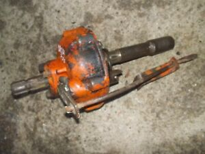 Case Vac14 Vac 14 Tractor Original Pto Power Take Off Shaft Assembly W Rod