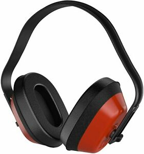 Forester Safety Ear Muffs Nrr 28 Db Adjustable Ansi S3 19 1974 Approved