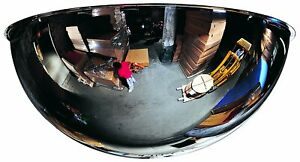 See All Pv26 360 Panoramic Full Dome Plexiglas Security Mirror