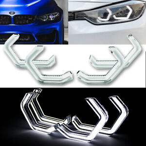 Concept M4 Iconic Style Led Angel Eye Halo Rings For Bmw F30 F32 F34 F80 F82 F83