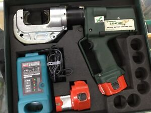 Greenlee Gator Plus Ek1240k Crimping Tool