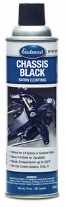Eastwood Chassis Black Satin Aerosol 14 Oz Resists Chips Corrosion Temps 300 F