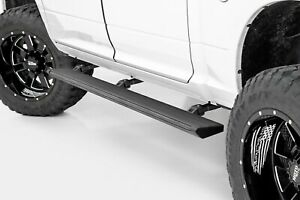 Rough Country Retract Electric Running Board Steps 15 17 Ram 1500 Crew Cab