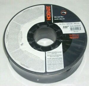 Hobart H305406 r22 Mig Welding Wire Er70s 6 030 Diameter For Gas 10 Lb Roll