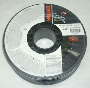 Hobart H305408 r22 Mig Welding Wire Er70s 6 035 Diameter For Gas 10 Lb Roll