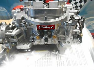 Edelbrock 18139 Thunder Series Avs Carburetor