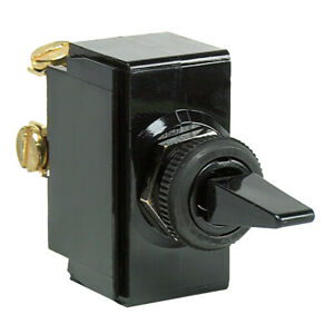 Cole Hersee Standard Toggle Switch Spst On off 2 Screw