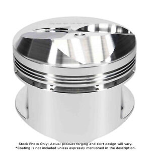Je Pistons For Chevy Big Block 427 Apba Dome 4 310 Inch Bore 3 766 Stroke 265366
