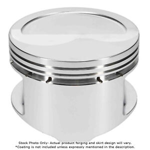 Je Pistons For Ford 427 Fe Inverted Dome 4 250 Inch Bore 3 780 Stroke 162116