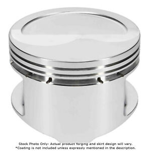 Je Pistons For Ford 427 Fe Inverted Dome 4 250 Inch Bore 3 980 Stroke 162117