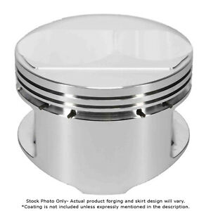 Je Pistons Single Piston 107 95mm Bore 1 67cr For Ford 428 Fe Dome 168741l