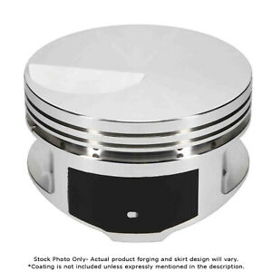 Je Pistons Single Piston 108 7mm Bore 1 325cr For Ford 427 Fe Flat Top 242934l