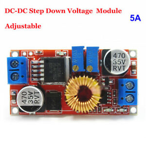 5a Dc dc Constant Current Voltage Regulator Step Down Converter 5v 12v 24v Kits