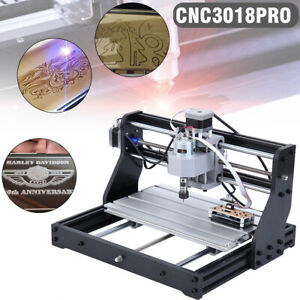 Cnc3018 Pro Router Kit Laser Engraving Machine Grbl Control 3axis Pcb W er11