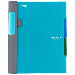 Five Star Advance Small Spiral Notebook 2 Subject College Ruled Paper 100