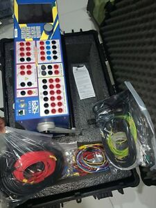 Isa Drts64 Protection Relay Tester 6x32a Made In Italy