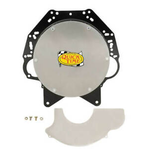 Quick Time Bellhousing To Engine Stand Adapter Plate For Small Block Chevrolet