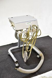Adec 3420 Dental Doctor Delivery Unit Operatory Treatment System Furniture Cart