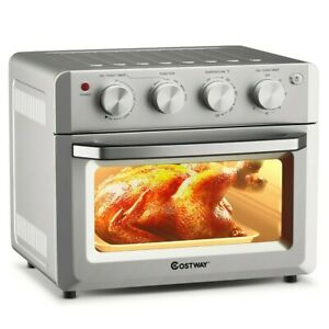 Toaster Oven Countertop 7 in 1 Convection Oven With Air Fry
