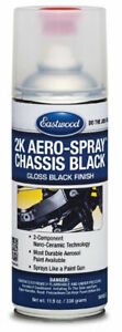 Eastwood 2k Ceramic Aerosol Chassis Black Satin Gloss 25 30 Level Aerospray