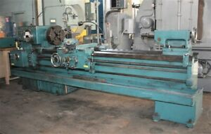 20 X 78 Lodge Shipley avs 2013 Engine Lathe 29054